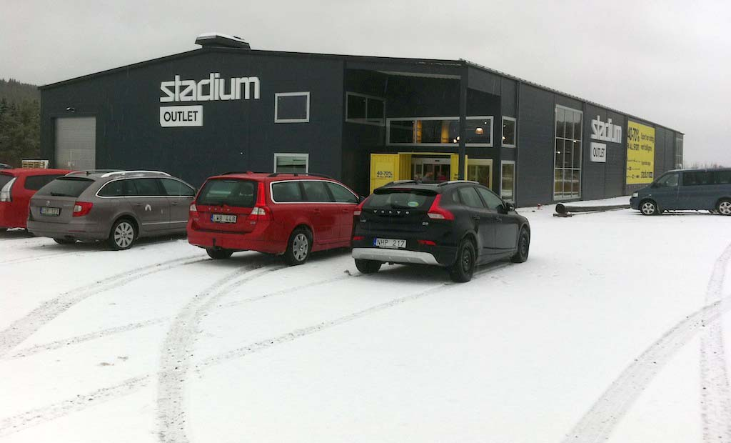 Stadium Outlet Sälen