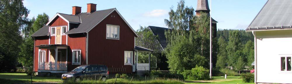 Thuis in Zweden