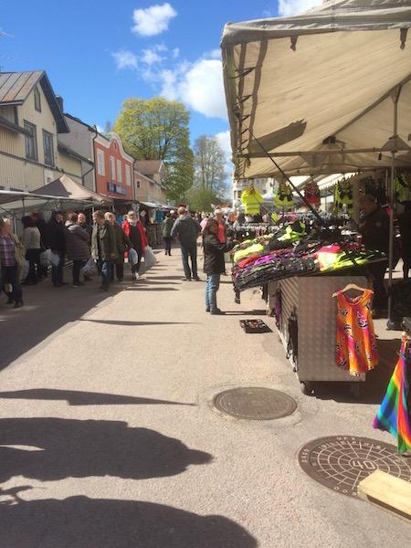 Vårmarknad Sunne