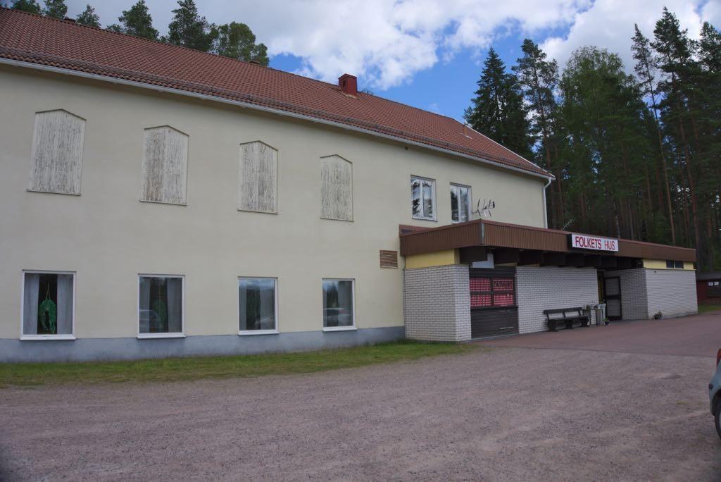 Folketshus Sunnemo