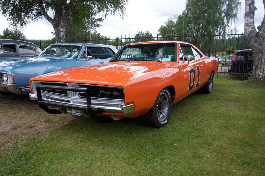 General Lee (voor de Dukes of Hazzard fans)