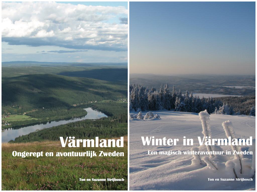 Reisgidsen over Zweden